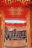 Interior of Stadel Museum, Frankfurt, Hesse, Germany