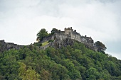 View of Stirling Castle in Scotland, low angle view