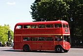 London, Hyde Park Corner, AEC Routemaster, Buslinie 9
