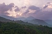 Bhutan, Berglandschaft