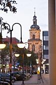 Saarland, Saarbrücken, St. Johann, Basilika St. Johann