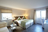 Rooms at Garni-Hotel Uthland, Westerland, Sylt, Germany