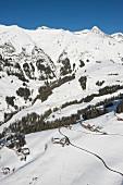 Genfer See, Kanton Waadt, Riviera- Pays-d¿Enhaut, Château-d¿Oex, Alpen