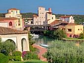 Sardinien, Costa Smeralda, Porto Cervo, Hotel Cala di Volpe