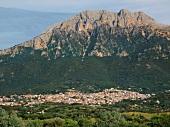 Sardinien, Gebirge Supramonte, Ort Oliena