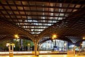 Köln, Kölner Hauptbahnhof, Dom, bei Nacht, Lichter