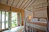 Bedroom at Nr. 20, Private Villa, Galle Fort, Sri Lanka