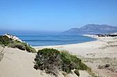 View of Patara beach, Aegean Sea, Lycian, Turkey