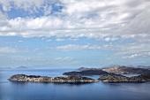 Türkei, Türkische Ägäis, Halbinsel Resadiye, Inseln