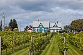 Kanada, Prince-Edward-Island, Rollo Bay, Artisan Destillery