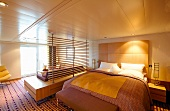 Interior of spa Suite in Europa 2 cruise ship