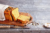 Pumpkin and potato bread