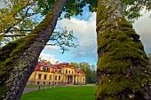 Lettland, Riga, Schloss, Herrenhaus
