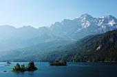 Deutschland, München, See, Natur, Aussicht