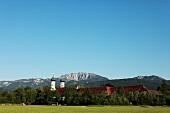 Deutschland, München, Weide, Berge