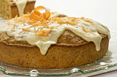 Whole Carrot Cake with Icing