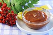 Rowan berry sauce