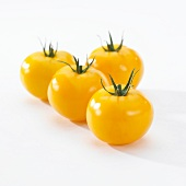 For yellow tomatoes (Lycopersicon)