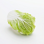 A Chinese cabbage (Brassica rapa var. chinensis)
