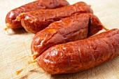Cured Chorizo