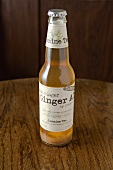 Bottle of Jasmine Tea Ginger Ale