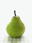 One Green Anjou Pear