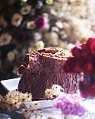 Buche De Noel (French Yule log cake)