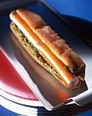 Surimi sandwich