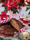 Vörtbröd (Swedish Christmas bread)