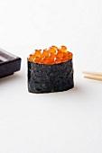 Maki with caviar