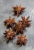Six star anise