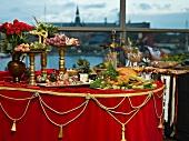 Julbord (Weihnachtsbuffet, Schweden)