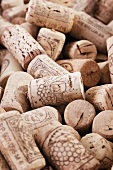 Wine corks (macro zoom)