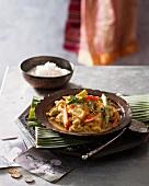 Cadju Curry (Cashewnuss-Curry, Sry Lanka)