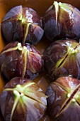 Figs Drizzled in Honey