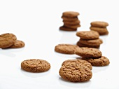 Cookies; White Background