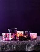 Various tealights