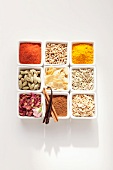 Spices for oriental rice