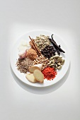 Spices for oriental tatar