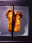 Pain perdu (seen from above)