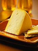 Port Salut cheese from France