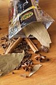 Garam masala spice mixture