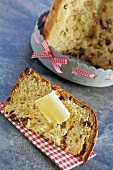 Panettone (Christmas cake, Lombardy, Italy)