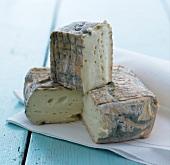Taleggio cheese (Lombardy, Italy)