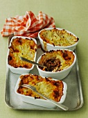 Cottage pies (England)