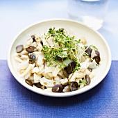 Fennel salad with pumpkin seeds