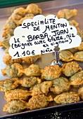 Barbajuan (pikant gefüllte Beignets, Frankreich)