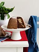 Zuccotto (Italian dome cake)