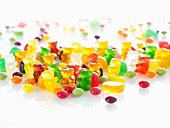 Gummi bears and bonbons