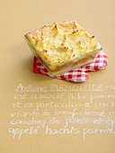 Parmentier (French minced meat bake with mashed potatoes)